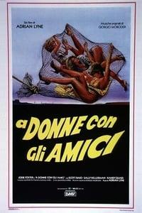 copertina film A+donne+con+gli+amici 1980