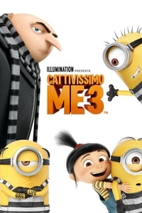 copertina film Cattivissimo+me+3 2017