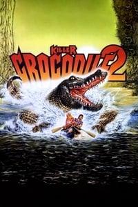 copertina film Killer+Crocodile+2 1990