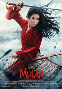 copertina film Mulan 2020