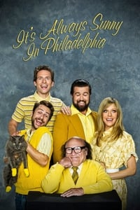 copertina serie tv C%27%C3%A8+sempre+il+sole+a+Philadelphia 2005