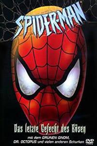 copertina film Spider-man%3A+Scontro+Finale 2002