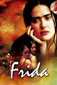 copertina film Frida 2002