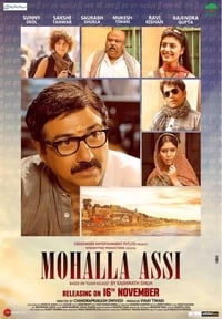 copertina film Mohalla+Assi 2018