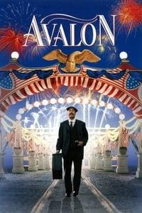 copertina film Avalon 1990