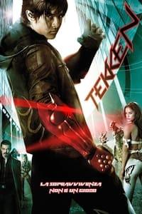 copertina film Tekken 2010