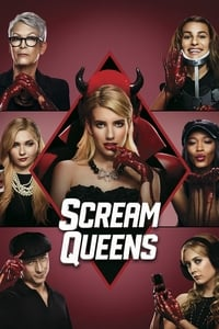 copertina serie tv Scream+Queens 2015