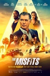 copertina film The+Misfits 2021