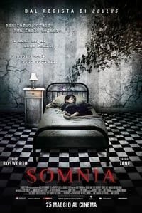 copertina film Somnia 2016