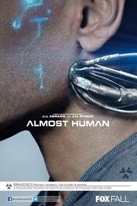 copertina serie tv Almost+Human 2013