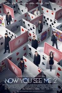 copertina film Now+You+See+Me+2 2016