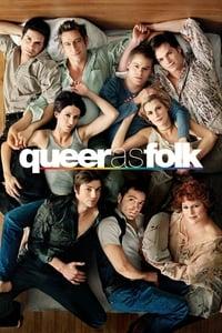 copertina serie tv Queer+as+Folk+USA 2000