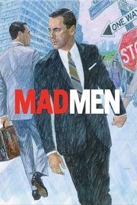 copertina serie tv Mad+Men 2007