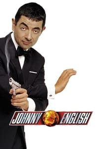 copertina film Johnny+English 2003
