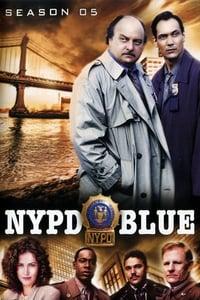 copertina serie tv New+York+Police+Department 1993