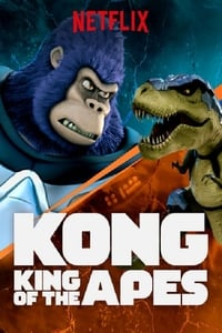 copertina serie tv Kong%3A+Re+dei+primati 2016