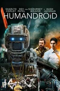 copertina film Humandroid 2015