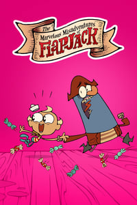 copertina serie tv Le+meravigliose+disavventure+di+Flapjack 2008
