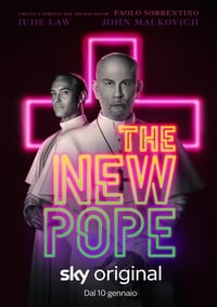 copertina serie tv The+New+Pope 2020
