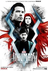 copertina serie tv Inhumans 2017