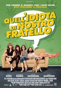 copertina film Quell%27idiota+di+nostro+fratello 2011