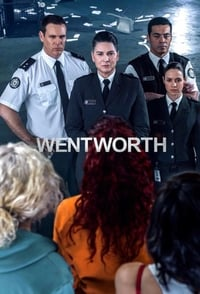 copertina serie tv Wentworth 2013