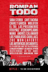 copertina serie tv Rompan+Todo%3A+la+storia+del+rock+in+America+Latina 2020
