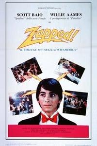 copertina film Zapped%21+-+Il+College+pi%C3%B9+sballato+d%27America 1982