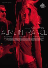 copertina film Alive+in+France 2018