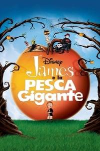 copertina film James+e+la+pesca+gigante 1996