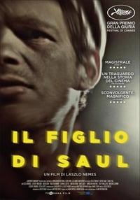 copertina film Il+figlio+di+Saul 2015