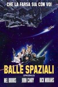 copertina film Balle+spaziali 1987