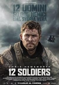 copertina film 12+Soldiers 2018