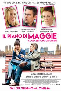 copertina film Il+piano+di+Maggie+-+A+cosa+servono+gli+uomini 2016