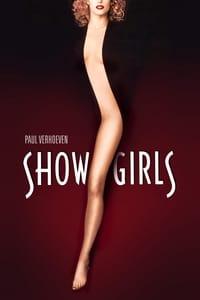 copertina film Showgirls 1995