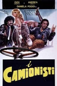 copertina film I+camionisti 1982