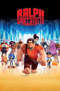 copertina film Ralph+Spaccatutto 2012