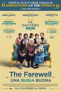 copertina film The+Farewell+-+Una+bugia+buona 2019