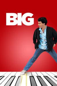 copertina film Big 1988