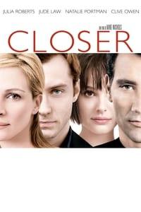 copertina film Closer 2004