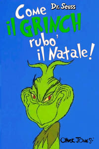 copertina film Come+il+Grinch+rub%C3%B2+il+Natale 1966