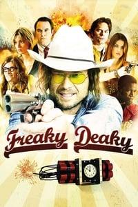 copertina film Freaky+Deaky 2012