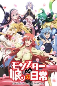 copertina serie tv Monster+Musume+Everyday+Life+with+Monster+Girls 2015