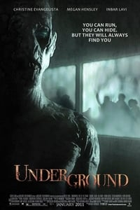 copertina film Underground 2011