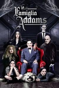 copertina film La+famiglia+Addams 1991