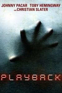 copertina film Playback 2012