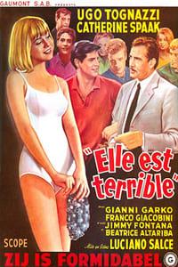 Elle est terrible (1962)