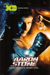 copertina serie tv Aaron+Stone 2009