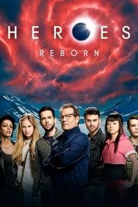copertina serie tv Heroes+Reborn 2015