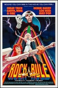 copertina film Rock+%26+Rule 1983